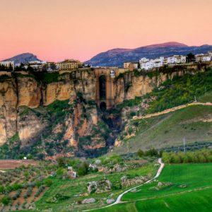 Lejebil & biludlejning i region Andalusien